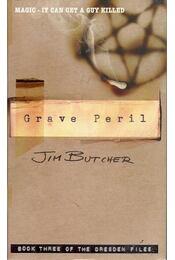 Grave Peril - Régikönyvek