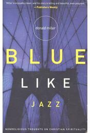 Blue Like Jazz - Régikönyvek
