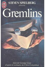 Gremlins - GIPE, GEORGE - Régikönyvek