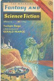 The Magazine of Fantasy and Science Fiction - Régikönyvek
