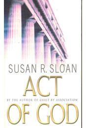 Act of God - Régikönyvek