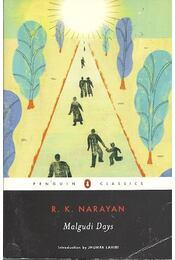 Malgudi Days - NARAYAN, R.K. - Régikönyvek