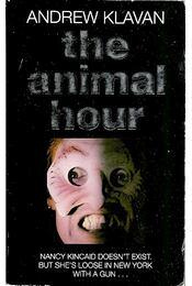The Animal Hour - Régikönyvek