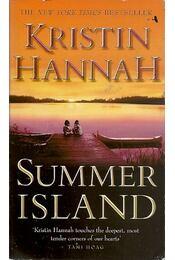 Summer Island - Kristin Hannah - Régikönyvek