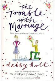 The Trouble with Marriage - Régikönyvek