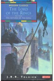 The return of the king - Régikönyvek