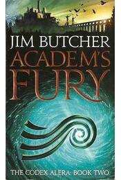 Academ's Fury - Régikönyvek