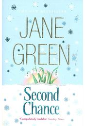 Second Chance - Jane Green - Régikönyvek