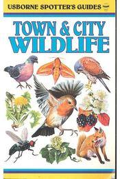 Town & City Wildlife - Régikönyvek