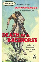 Death of A Racehorse - Régikönyvek