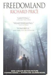 Freedomland - PRICE, RICHARD - Régikönyvek
