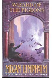 Wizard of the Pigeons - Régikönyvek
