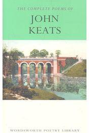 Complete Poems of John Keats - Régikönyvek
