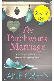 The Patchwork Marriage - Jane Green - Régikönyvek