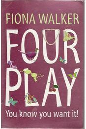 Four Play - Régikönyvek