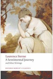 A Sentimental Journey and Other Writings - Régikönyvek
