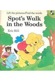 Spot's Walk in the Woods - Régikönyvek