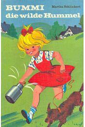 Bummi die wilde Hummel - Régikönyvek