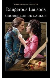 Dangerous Liaisons - de Laclos, Choderlos - Régikönyvek