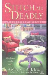 Stitch Me Deadley - Régikönyvek