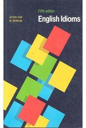English Idioms - Régikönyvek