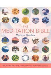 The Meditation Bible - Régikönyvek