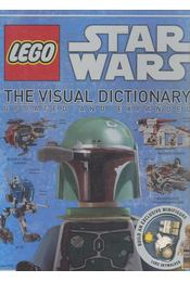 Lego Star Wars - The Visual Dictionary - Updated and Expanded - Régikönyvek