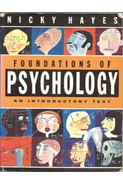 Foundations of Psychology - an introductory text - Régikönyvek