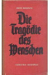 Die Tragödie des Menschen - Régikönyvek