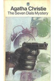 The Seven Dials Mystery - Régikönyvek