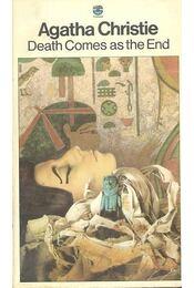 Death Comes as the End - Régikönyvek