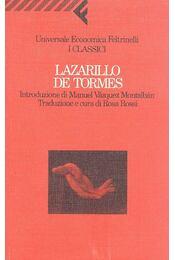 Lazarillo de tormes - ROSSI, ROSA - Régikönyvek
