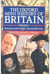 The Oxford History of Britain Vol. I. - Roman and Anglo Saxon Britain - Régikönyvek