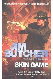 Skin Game - Jim Butcher - Régikönyvek