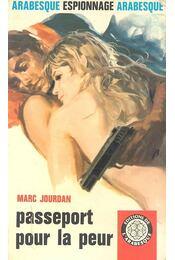 Passeport pour la peur - Régikönyvek