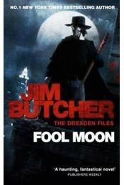 Fool Moon - Jim Butcher - Régikönyvek