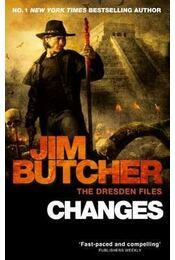 Changes - Jim Butcher - Régikönyvek