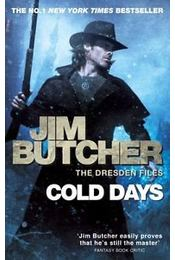 Cold Days - Régikönyvek