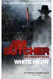 White Night - Jim Butcher - Régikönyvek