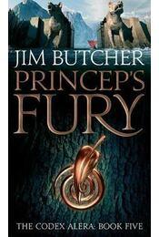 Princeps' Fury - Régikönyvek