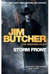 Storm Front - Jim Butcher - Régikönyvek