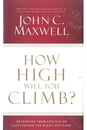How High Will You Climb? - Régikönyvek