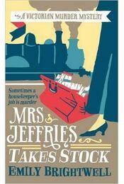 Mrs Jeffries Takes Stock - Régikönyvek
