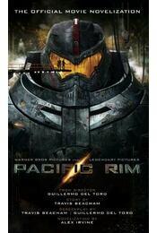 Pacific Rim: The Official Movie Novelization - Régikönyvek