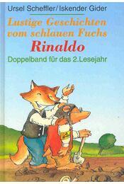 Lustige Geschichten vom schlauen Fuchs Rinaldo - Régikönyvek