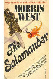 The Salamander - Régikönyvek