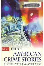 Twelve American Crime Stories - Régikönyvek