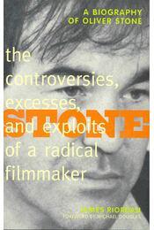 Stone - a Biography of Oliver Stone - Régikönyvek