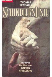 Schindlers Liste - Régikönyvek