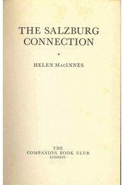 The Salzburg Connection - Régikönyvek